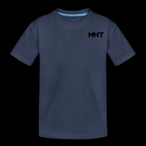 MHT Black - Kids' Premium T-Shirt