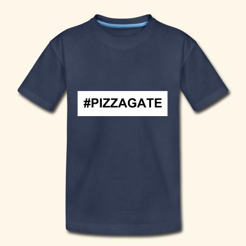 #PIZZAGATE CLASSIC BOX - Kids' Premium T-Shirt