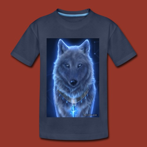 WolfyRaps4life - Kids' Premium T-Shirt