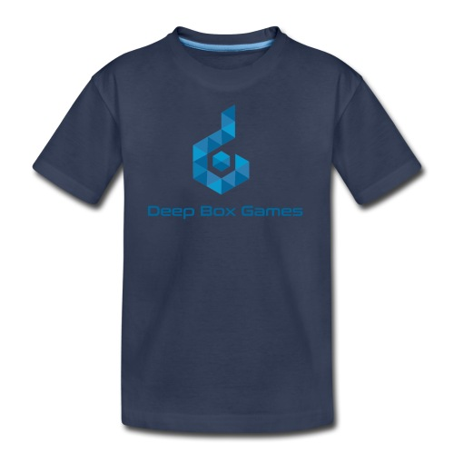 Deep Box Games - Kids' Premium T-Shirt
