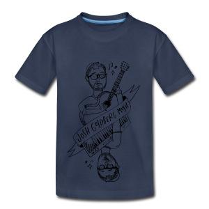 Josh Goldberg Music - Kids' Premium T-Shirt
