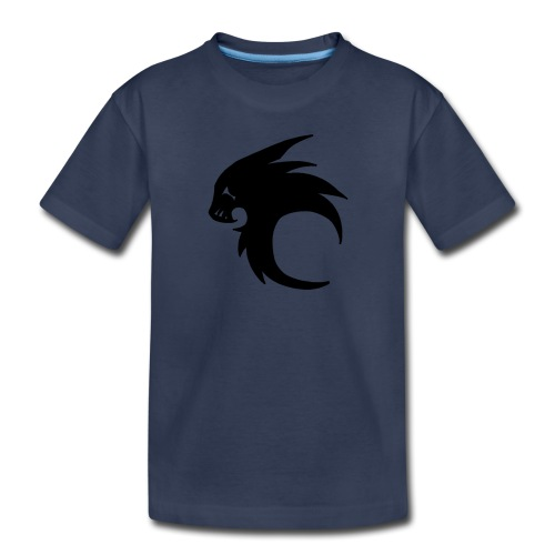 The Black Rabbits Insignia - Kids' Premium T-Shirt