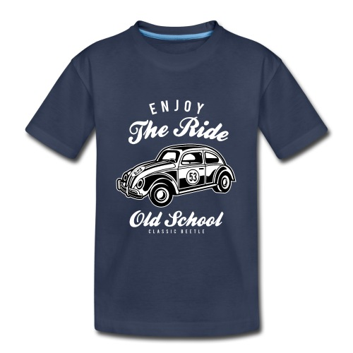 Enjoy The Ride - Kids' Premium T-Shirt
