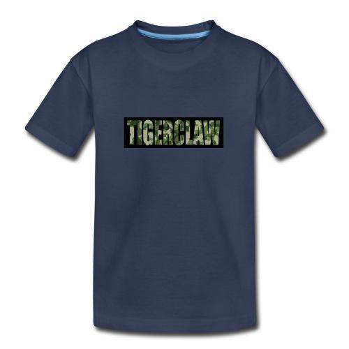 TigerClawCamo - Kids' Premium T-Shirt