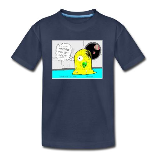 Butt Ugly Aliens 01 - Kids' Premium T-Shirt