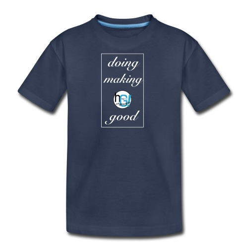 doing good shirt - Kids' Premium T-Shirt