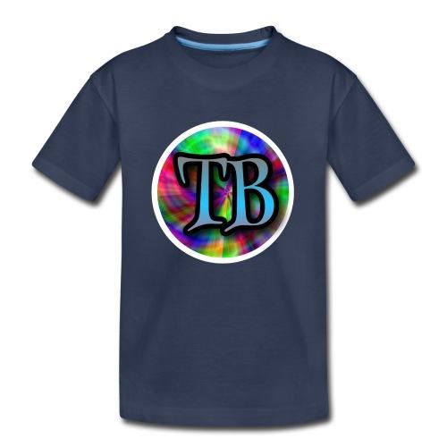 Tricky Bois Logo - Kids' Premium T-Shirt