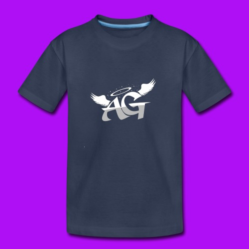 Almighty Gang Logo W/o Text - Kids' Premium T-Shirt