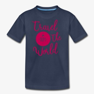 Trips Inc.™ 2017 apparel - Kids' Premium T-Shirt