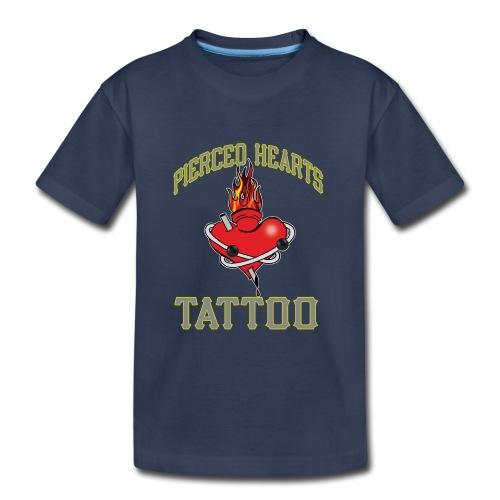 BlackShirt1Lg - Kids' Premium T-Shirt
