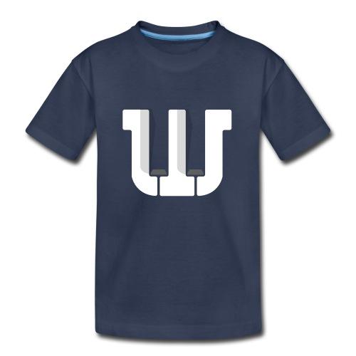 W Logo - Kids' Premium T-Shirt