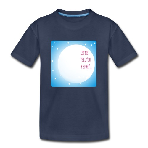 let me tell you a story T-shirt - Kids' Premium T-Shirt