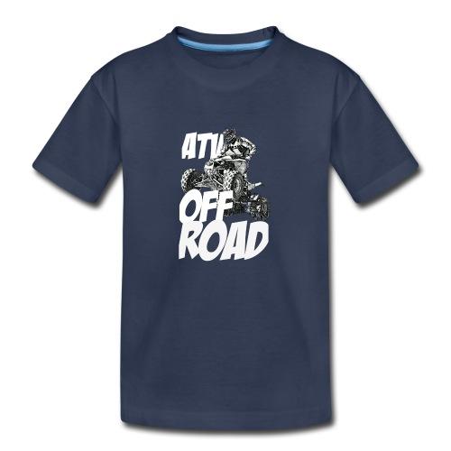 ATV OFF ROAD - Kids' Premium T-Shirt