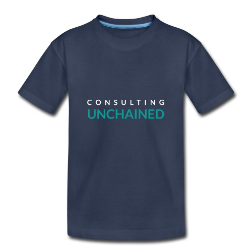 Consulting Unchained - Kids' Premium T-Shirt