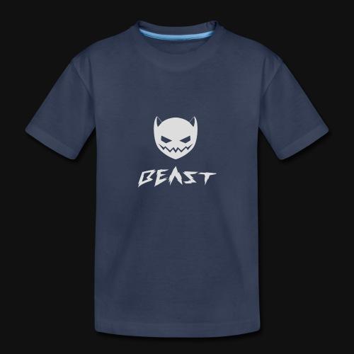 Beast by GlitchKen - Kids' Premium T-Shirt