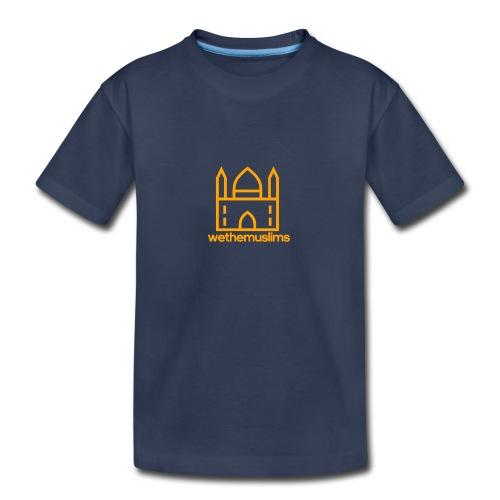 WeTheMuslims Official Merchandise - Kids' Premium T-Shirt