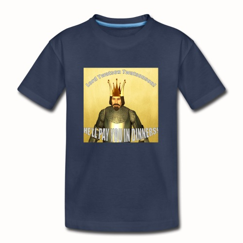 Lord Twatsonson Merch! - Kids' Premium T-Shirt