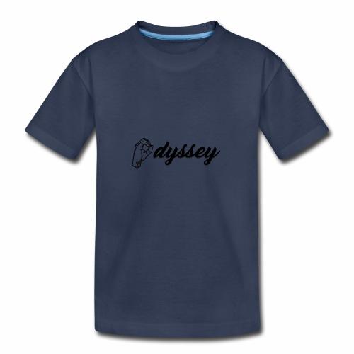 Hand Sign Odyssey - Kids' Premium T-Shirt