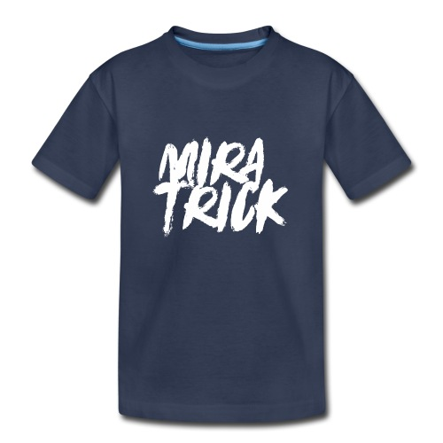 Mira Trick Logo - Kids' Premium T-Shirt