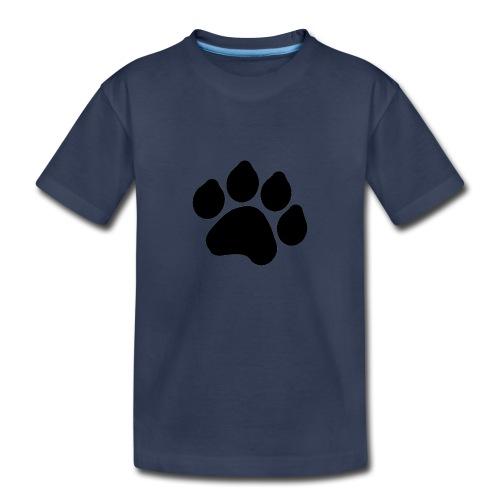 Black Paw Stuff - Kids' Premium T-Shirt