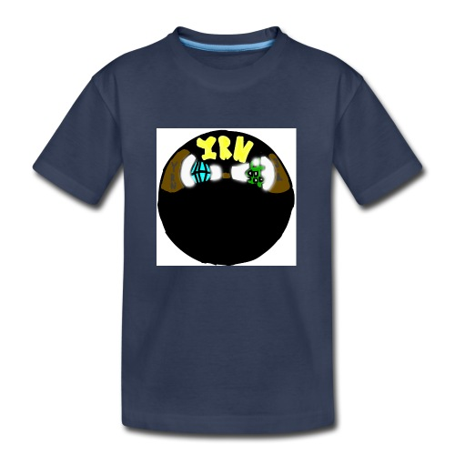 YOUNG RICH NINJA LOGO - Kids' Premium T-Shirt