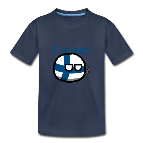 Finlandball - Kids' Premium T-Shirt