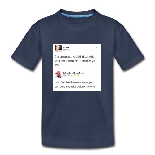 Awesome conversation - Kids' Premium T-Shirt