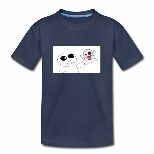 GHOST AAAHHH - Kids' Premium T-Shirt