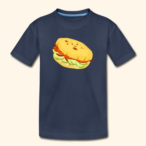 Arepa Sandwich - Kids' Premium T-Shirt