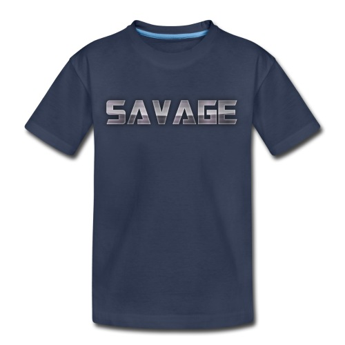 BE A SAVAGE - Kids' Premium T-Shirt