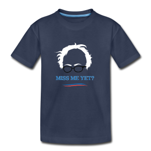 bernie_miss_me_yet - Kids' Premium T-Shirt
