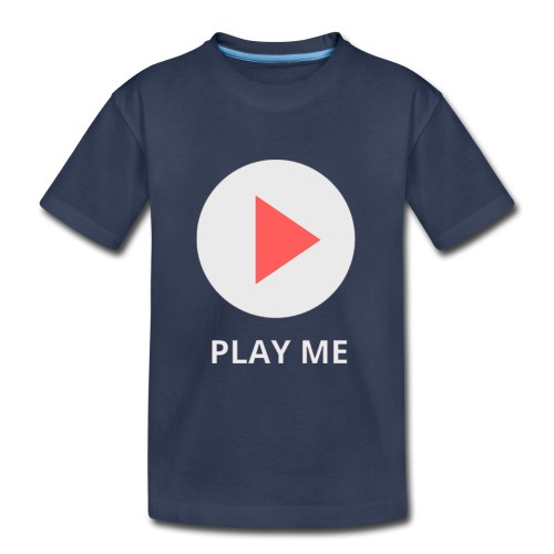 play me - Kids' Premium T-Shirt