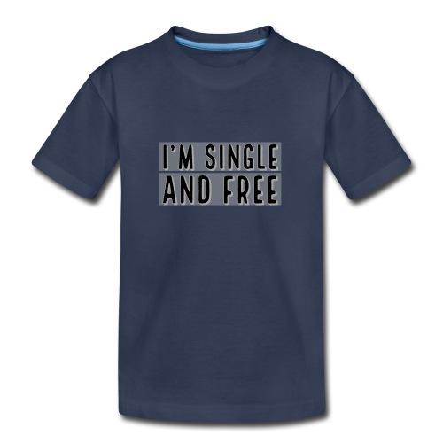 single - Kids' Premium T-Shirt