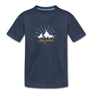 Adventure T-shirts Tees and Products - Kids' Premium T-Shirt