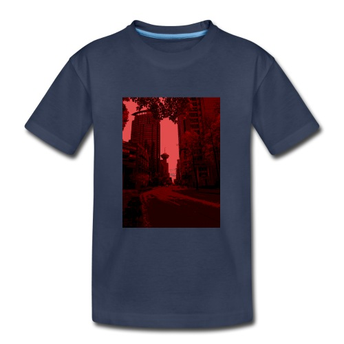 Bloody Vancouver - Kids' Premium T-Shirt