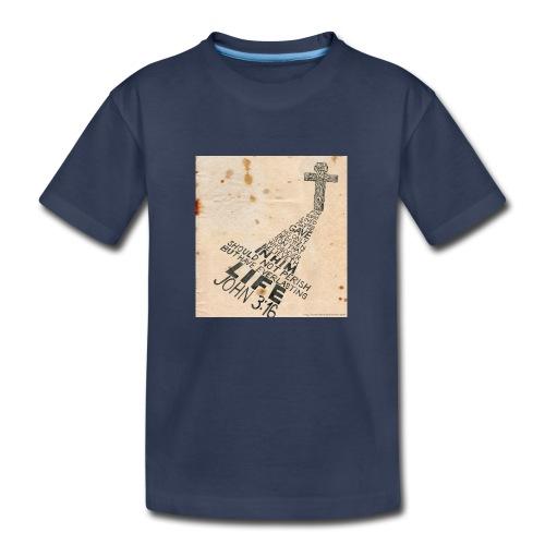 john3:16 - Kids' Premium T-Shirt