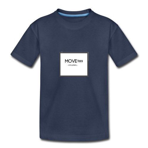 MOVETees -original- - Kids' Premium T-Shirt