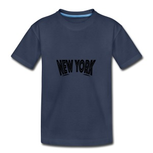 New York Looking - Kids' Premium T-Shirt