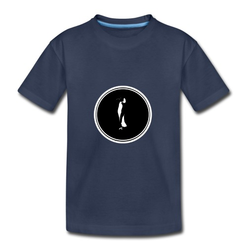 Penguin Spleen Logo - Kids' Premium T-Shirt