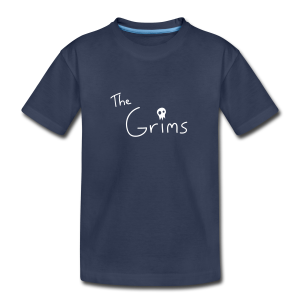 The Grims Logo - Kids' Premium T-Shirt