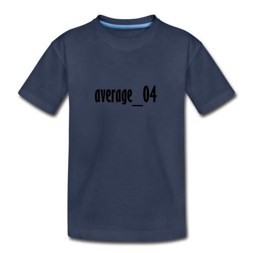 average_04 merch - Kids' Premium T-Shirt