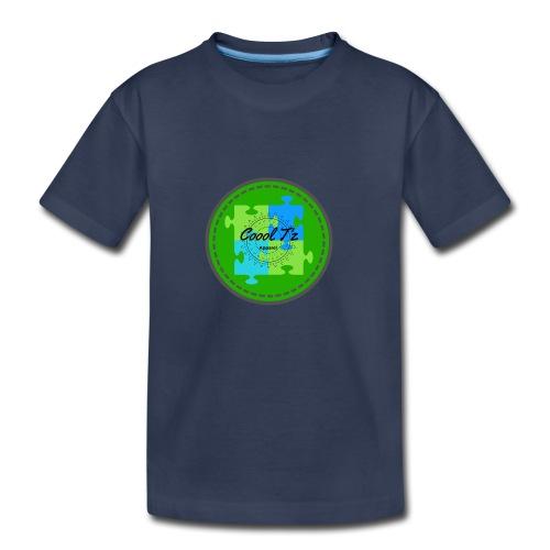 Coool T'z Green - Kids' Premium T-Shirt