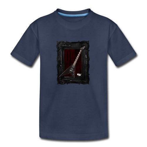 Tshirt_Jackson_Framed_V2 - Kids' Premium T-Shirt