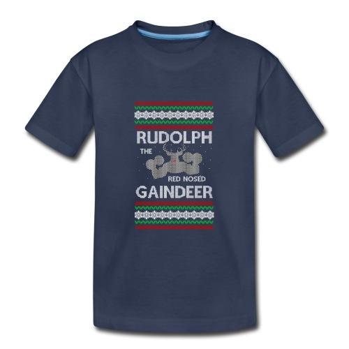 Rudolph the Gaindeer - Kids' Premium T-Shirt