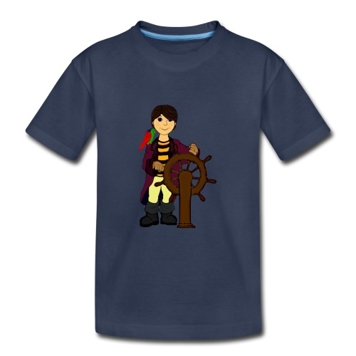 Alex the Great - Pirate - Kids' Premium T-Shirt