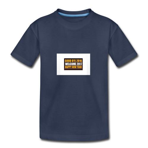 2017 - Kids' Premium T-Shirt