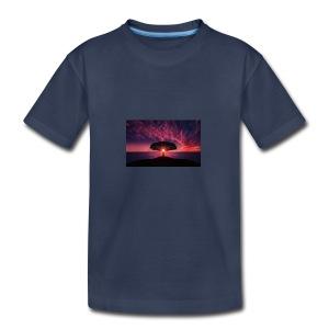 Tree of Sunlight - Kids' Premium T-Shirt