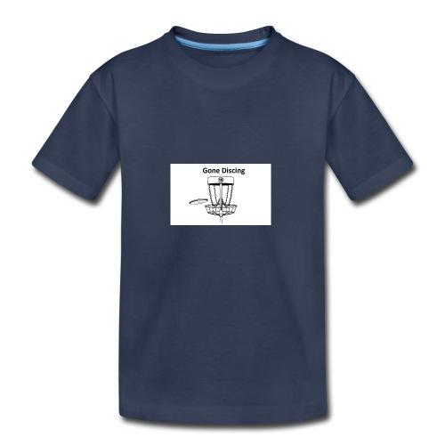 gone_discing - Kids' Premium T-Shirt