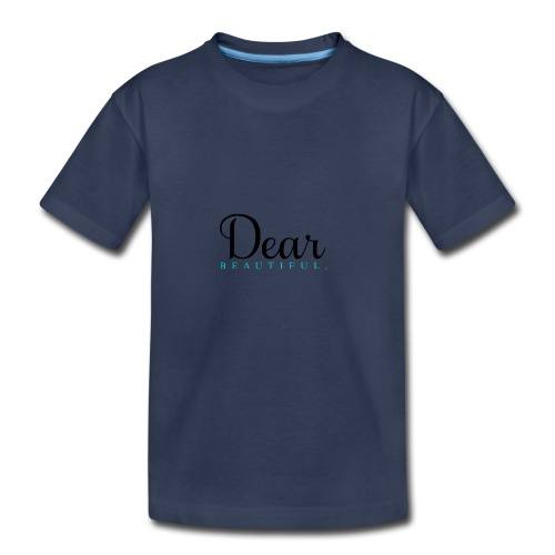 Dear Beautiful Campaign - Kids' Premium T-Shirt