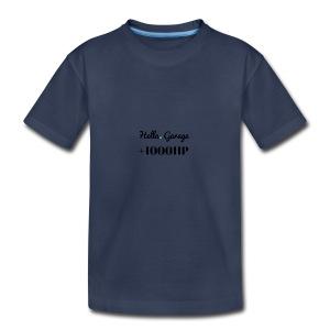Hella Garage - Kids' Premium T-Shirt